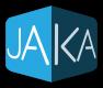 Jaka logo - skygge